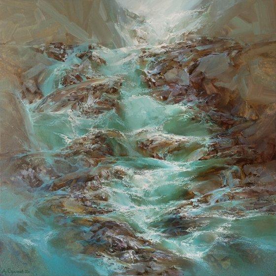 WATER & STONES. Opus 3