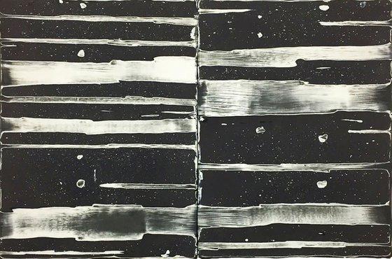 Untitled, black