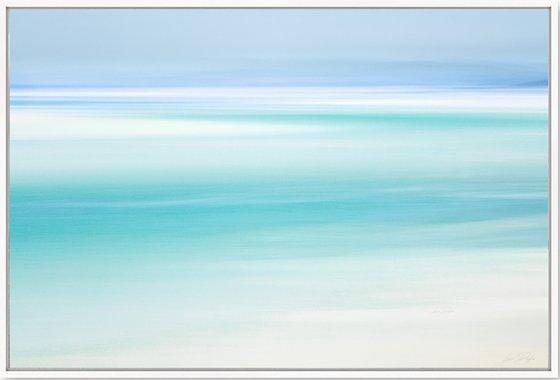 Hebridean Watercolour - Float Frame - Float Framed