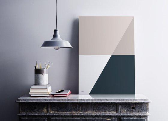 PRESS.23 (Geometric Print)