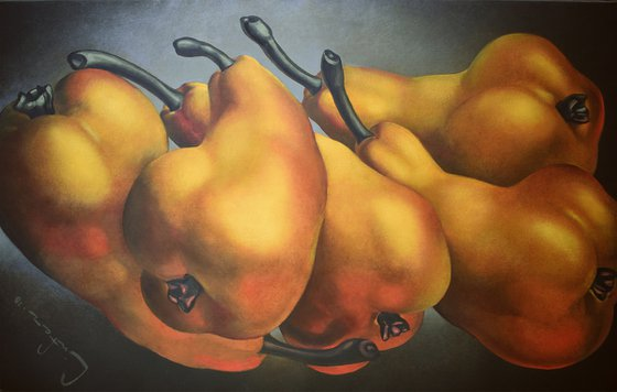 Large Pears