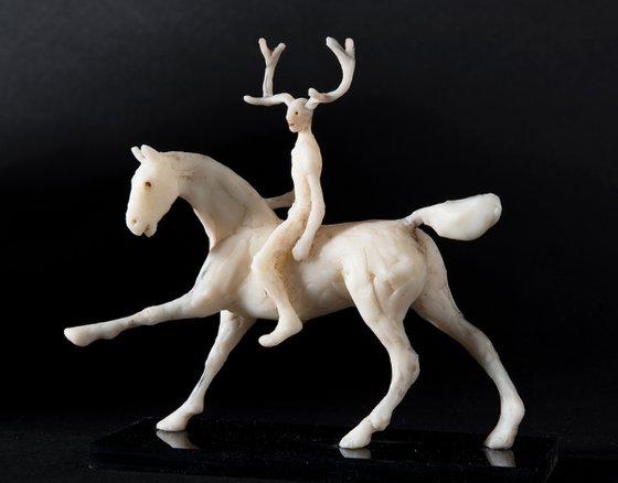 Nature-Spirit Rider XII
