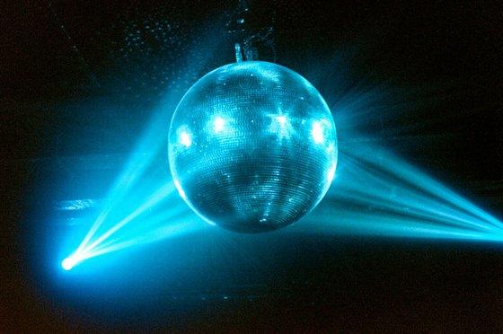 London Disco Ball