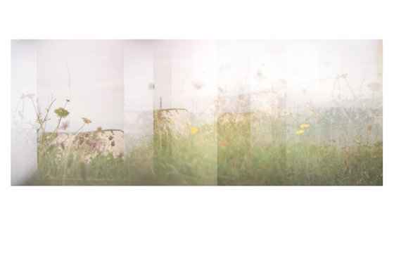 PLASTIC PINHOLE 04 -  Fine Art Ltd Giclee Print 30 x 20 inch