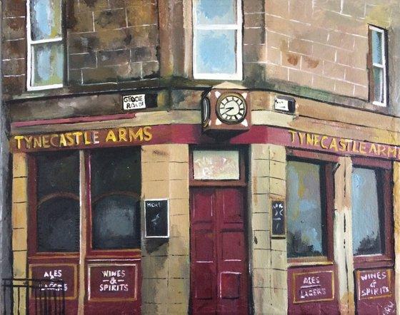 Tynecastle, Edinburgh