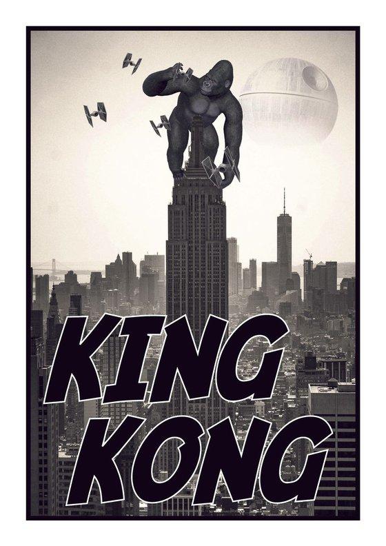 if the Empire won... Kong