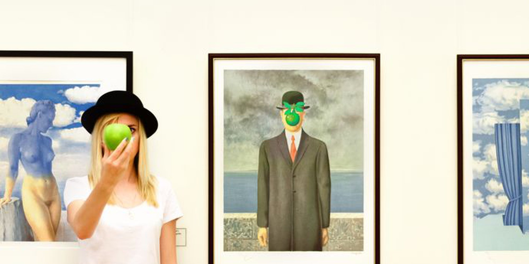 Surrealism: embrace the weird