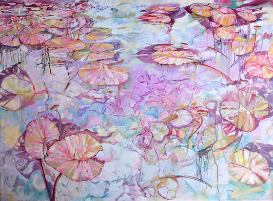 Sweet Water Lilies