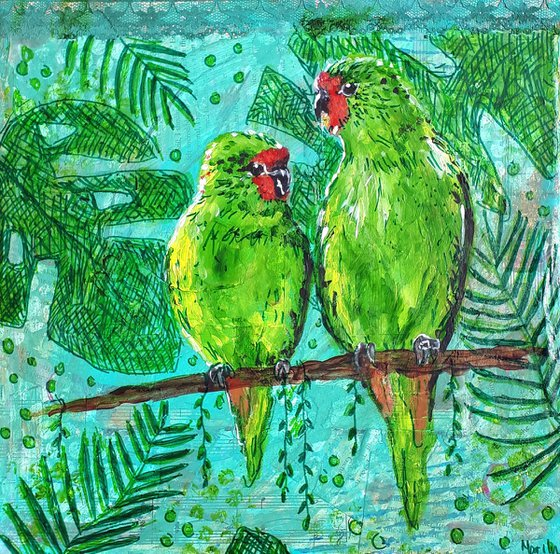 """Green love"""