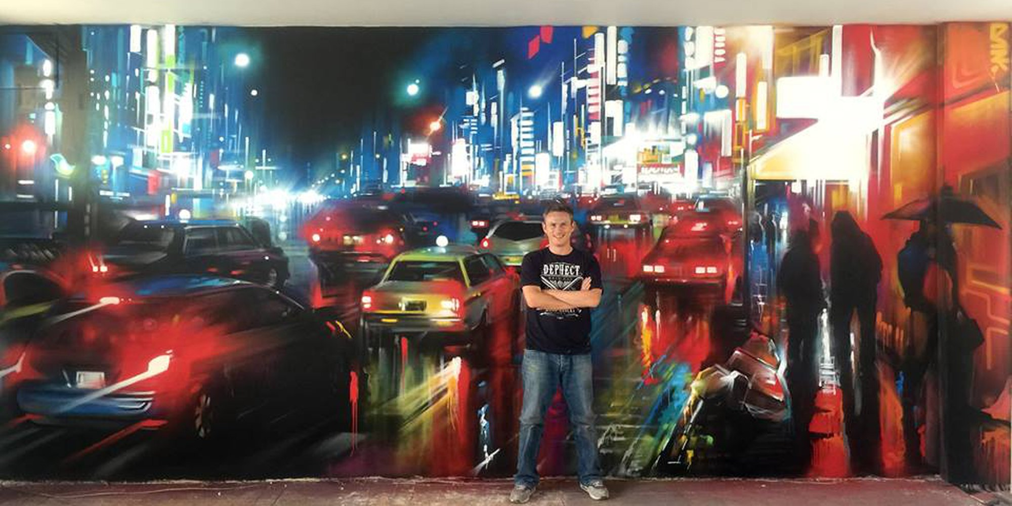 Artists in the News: Dan Kitchener