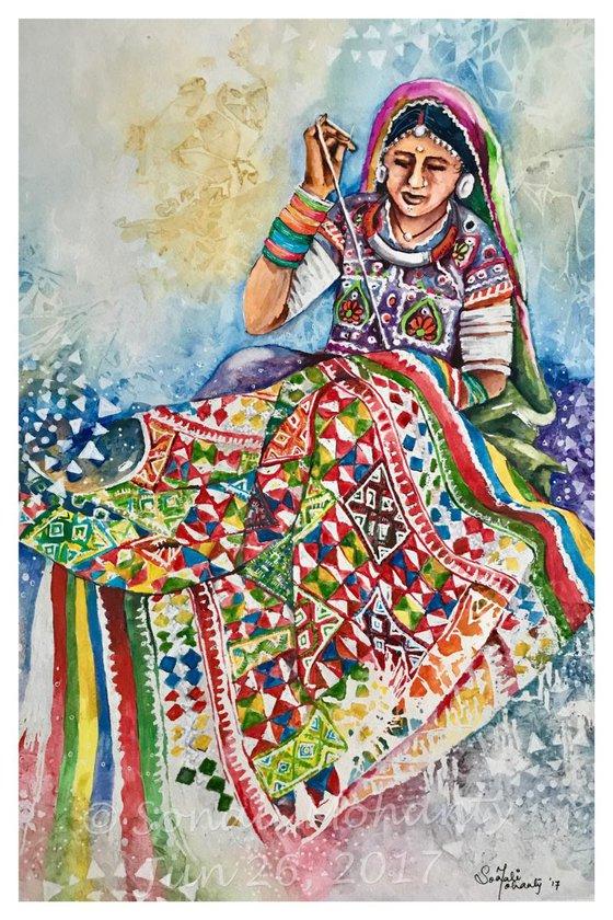 Colorful 'Yarns'