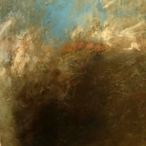 Sussex Landscape, Abstract