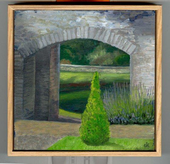 Aberglasney Arches 1