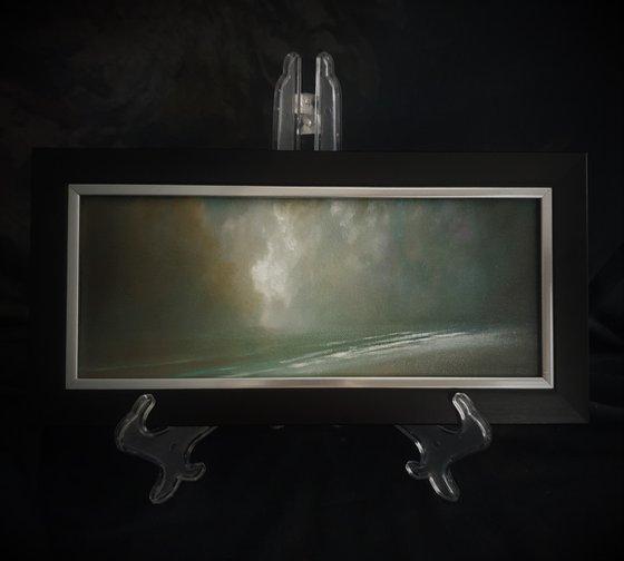 Moonstone Series - Little Bernera abstract seascape