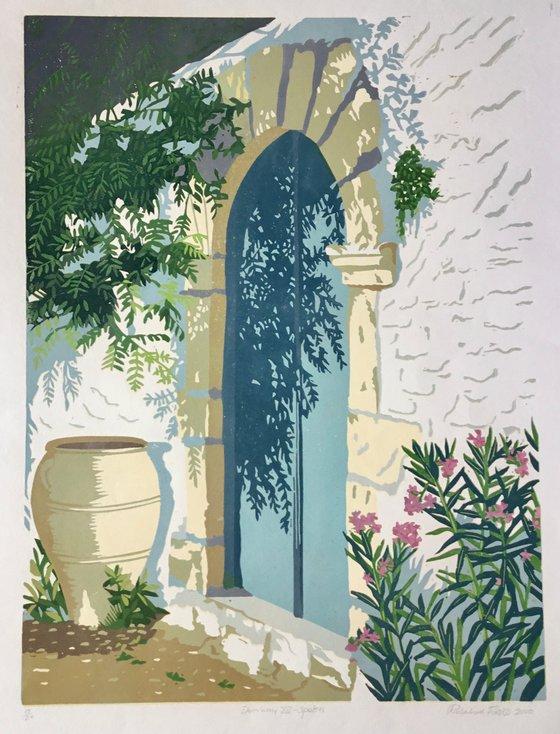 Doorway XV Spetses