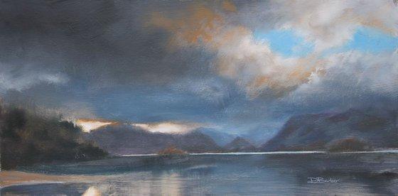 Light over Derwent Water
