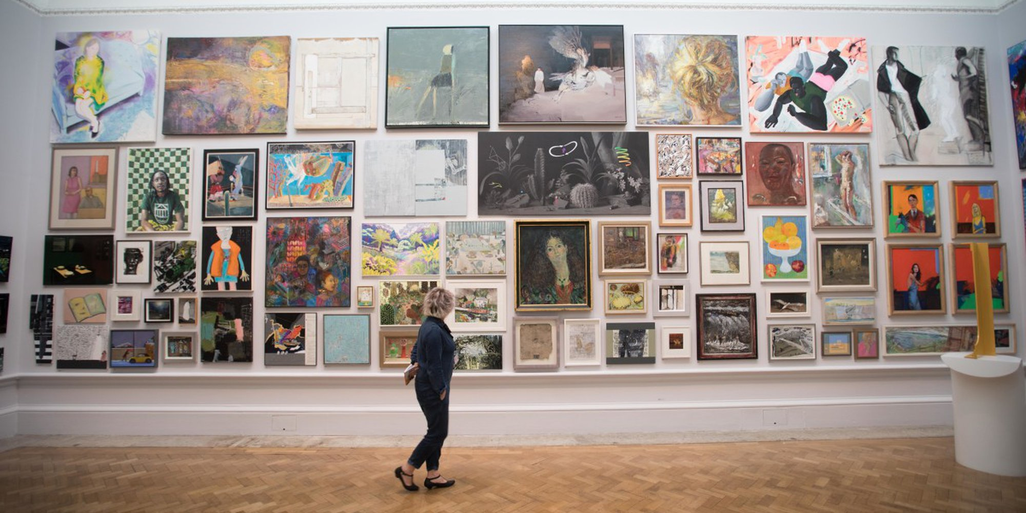 Discovering the Royal Academy Summer Exhibition