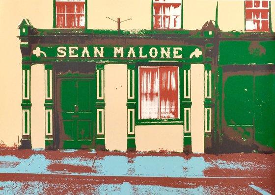 Irish shop fronts - Sean Malone