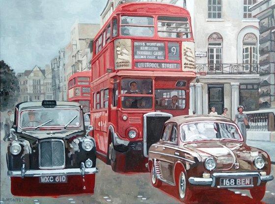 """ Liverpool Street """