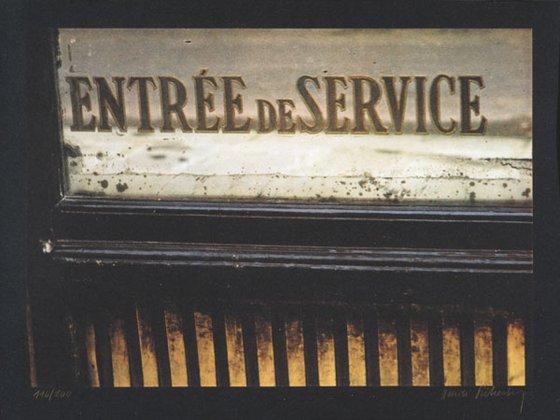 Pariser Zeichen 10 (Paris Signs 10)