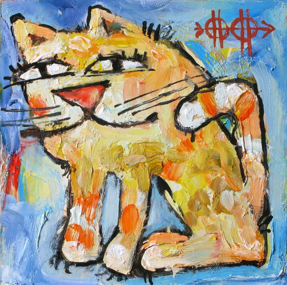 Cat stories #37