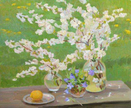 Spring stilllife