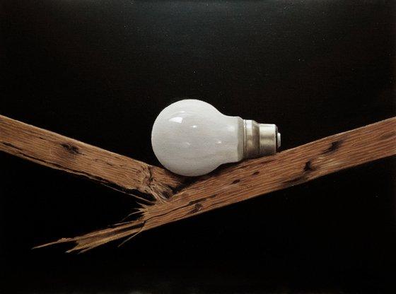 Impossible lightbulb
