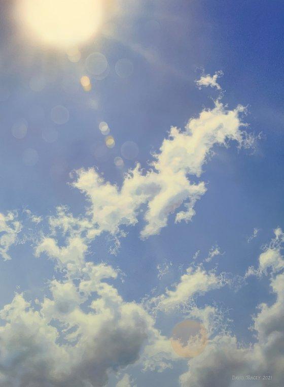 Melting Cloud (86 x 114cm)