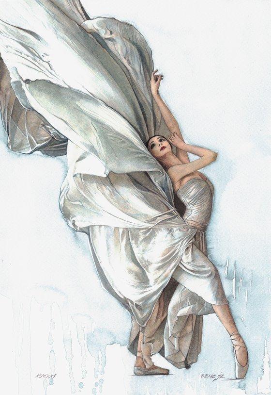 Ballet Dancer CLXXX