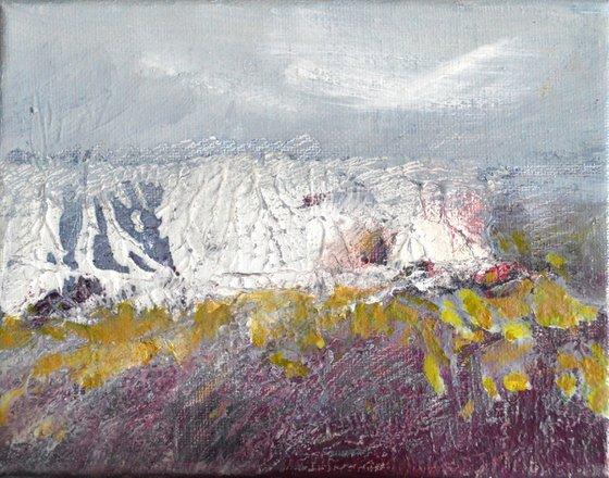 Interior mediterranean landscape (mountain)