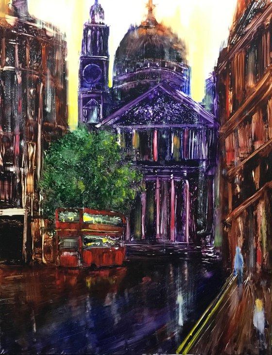 London dream-scene