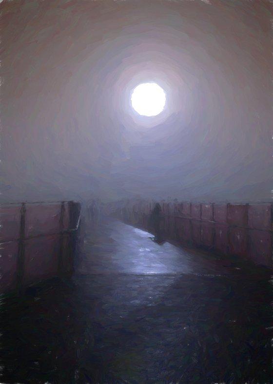 Darkness at Noon,  Ferry Bridge Shoreham