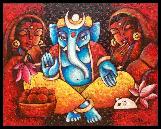 Ganesha_The Family Man
