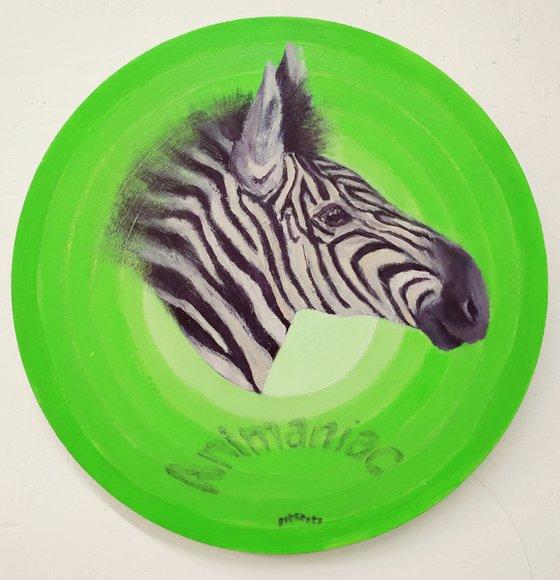 """Animaniac presents""Cebra"