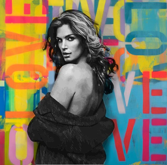 Cindy Crawford - Limited Edition of 5
