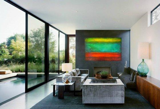 Raasrang/ Modern Minimal Large Abstract