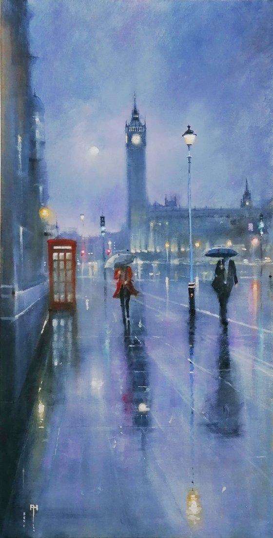 City Reflections, London..