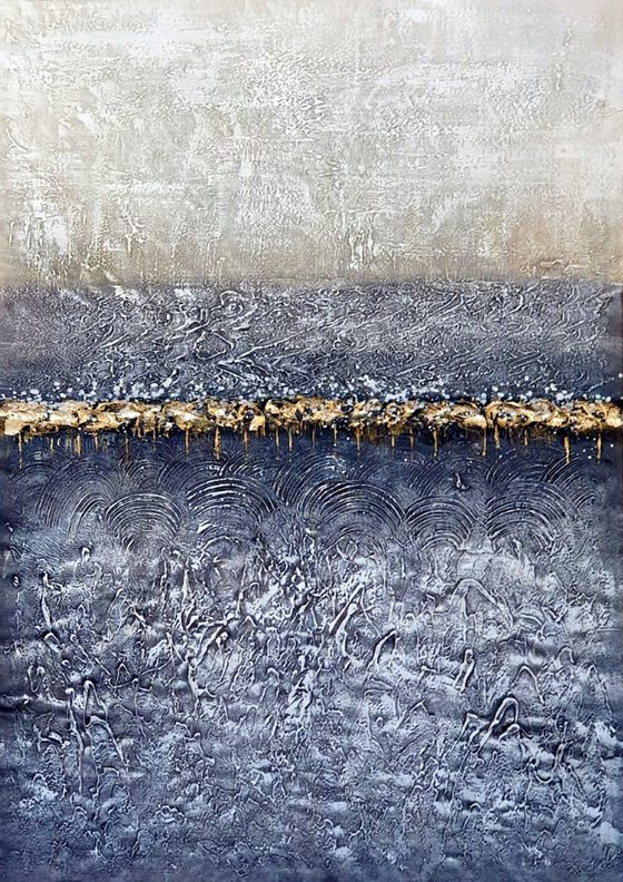 ABSTRACT 70x100cm