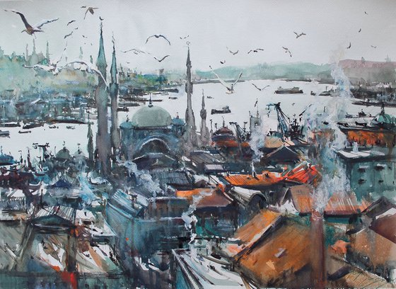 Istanbul Port