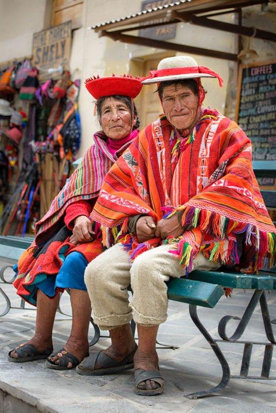 Urubamba Couple 2 (Peru)  - Limited Edition Print