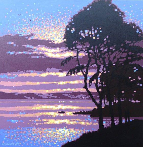 Lake side evening