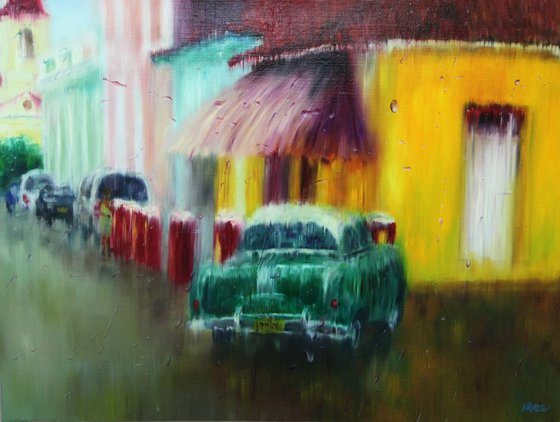 Dream of Being Water in Cuba 3