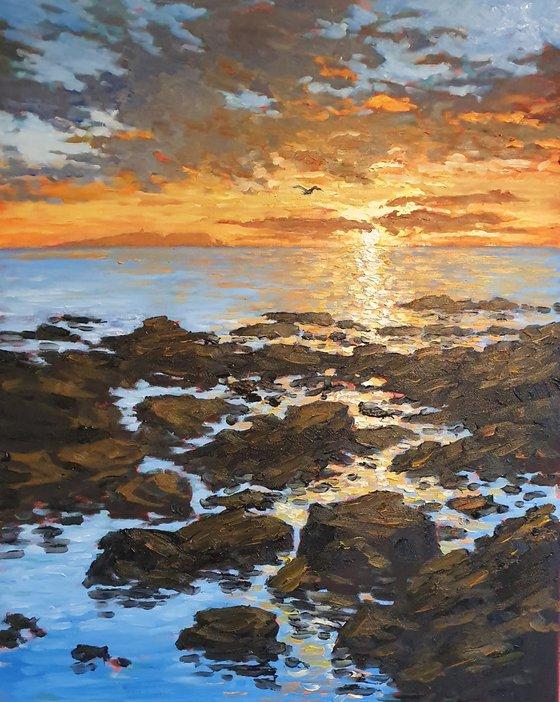Cellardyke  sunrise