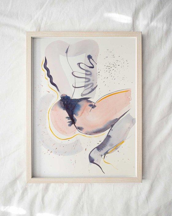 'Self Love II', nude study