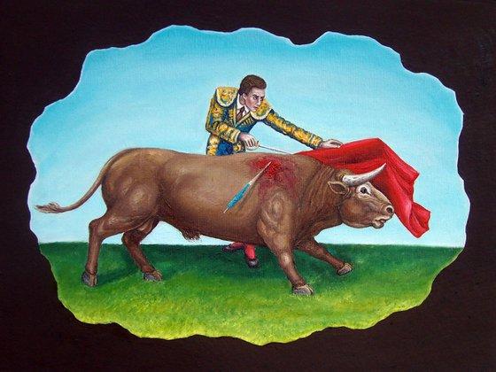 """""""Bullfighter I"""""""