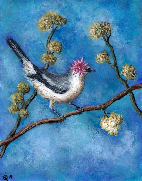 Kitano's Bird