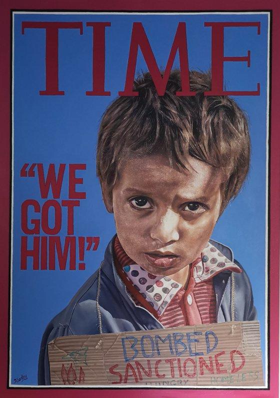 A Child Of Iraq