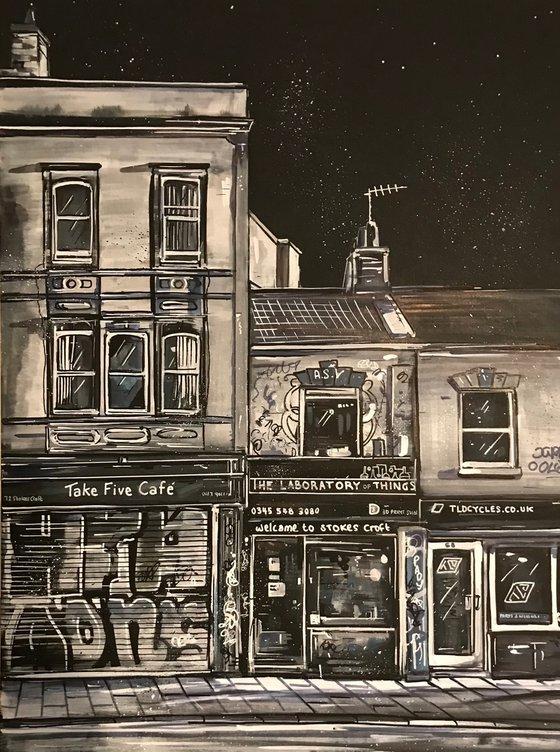 Take Five Cafe - (Stokes Croft - Bristol)