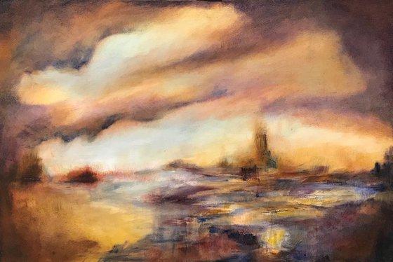 'Castle on a Hill I' / KIM BARSKY