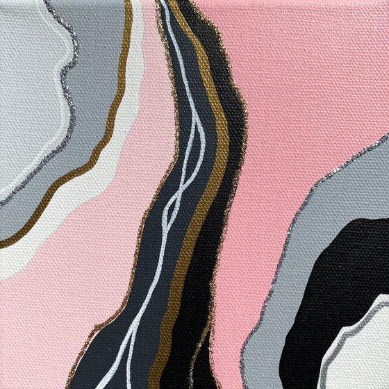 Pink geode 2